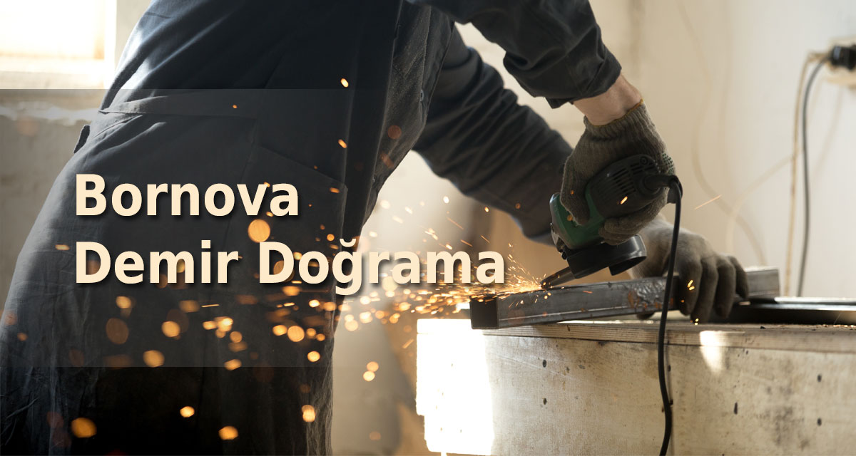 Bornova Demir Doğrama